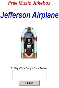 Jefferson Airplane JukeBox - screenshot thumbnail