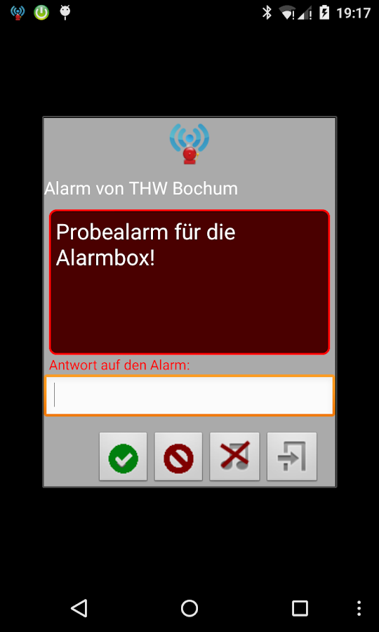 Alarm Box- screenshot