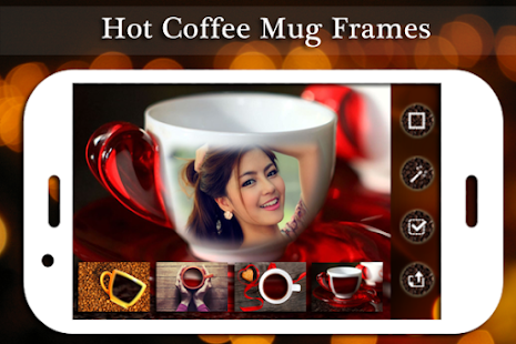 Hot Coffee hrnek Frames - náhled