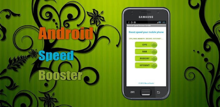 Android Speed Booster Donate apk