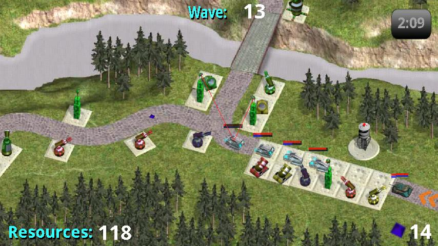 Tower Raiders 2 GOLD- screenshot