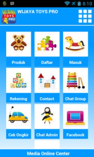 Wijaya Toys Pro