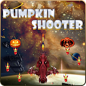 Halloween Pumpkin Shooter