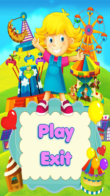 Kids Cartoon Tile Puzzle - screenshot