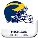 Michigan Helmet Skin icon