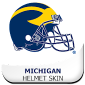 Michigan Helmet Skin