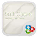 Soft Cream GO Launcher Theme APK Cracked Download