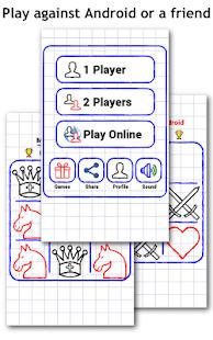 Tic Tac Toe Duel (Online)- screenshot thumbnail