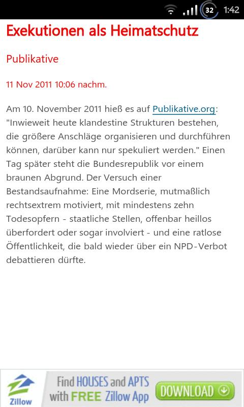 Publikative- screenshot