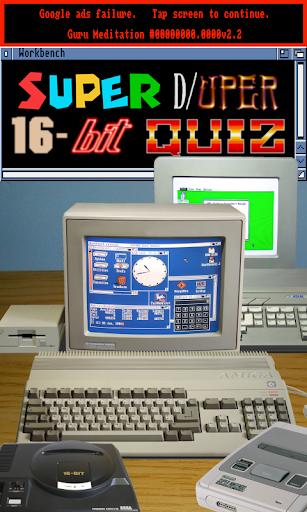 16-bit Quiz