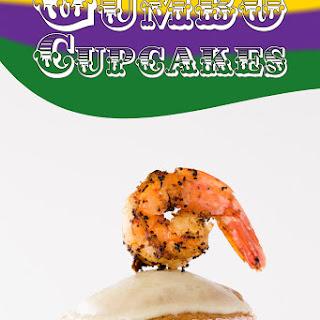 Gumbo Mardi Gras Cupcakes Now Exist.