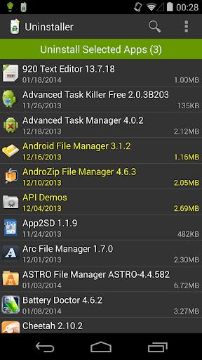 玩工具App|卸載助手 (Uninstaller)免費|APP試玩