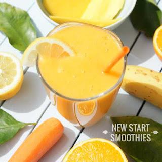 Orange, Mango, Carrot Immune Support.