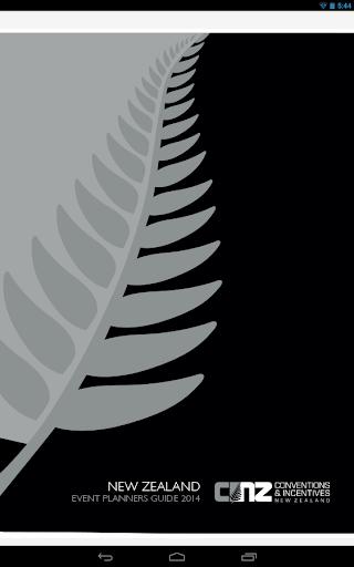 【免費書籍App】CINZ, Conventions & Incentives-APP點子