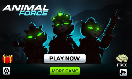 【免費動作App】Animal Force-APP點子