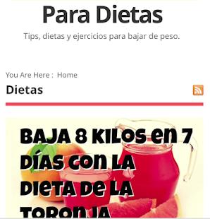 Para Dietas - náhled