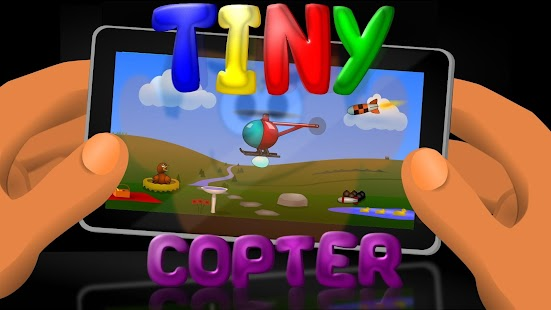Tiny Copter - Helicopter Game APK for Blackberry | Download Android