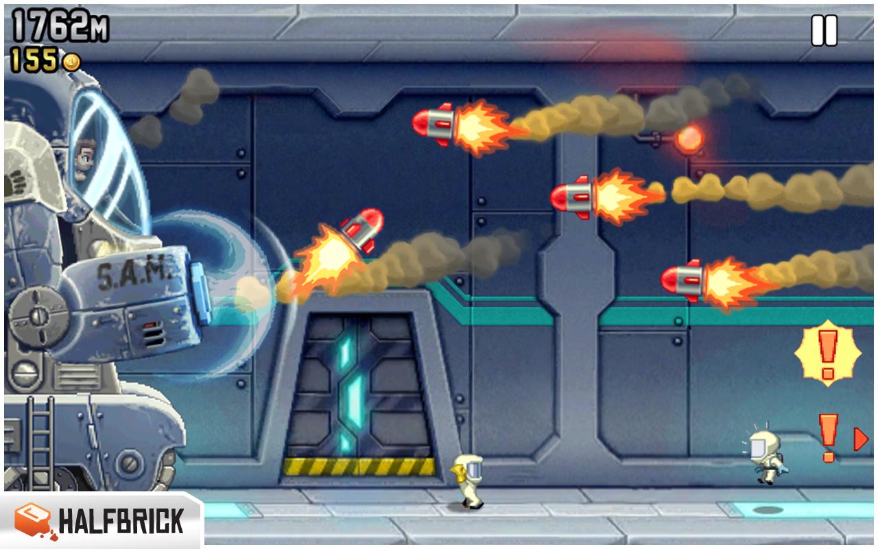 لعبة رائعة ومشهورة متجر جوجل بلاي Jetpack Joyride fVTruCrkLj5t9Gqx8rrO