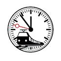Vlaki – SLO železnice logo