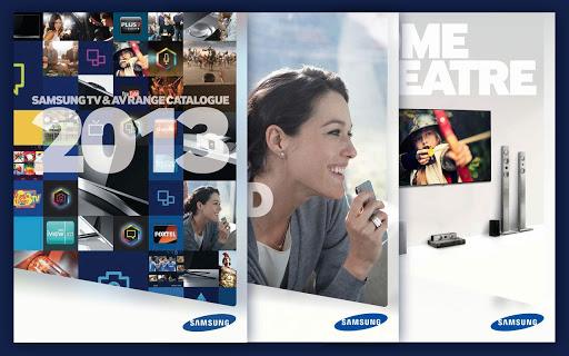 Samsung TV AV Range 2013