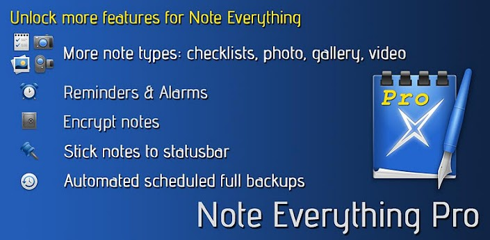 Note Everything Pro Add-On v2.5.0