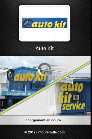 Auto Kit - Guadeloupe
