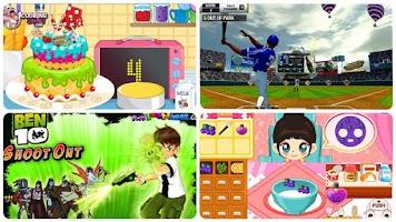 Screenshot of 遊戲天堂
