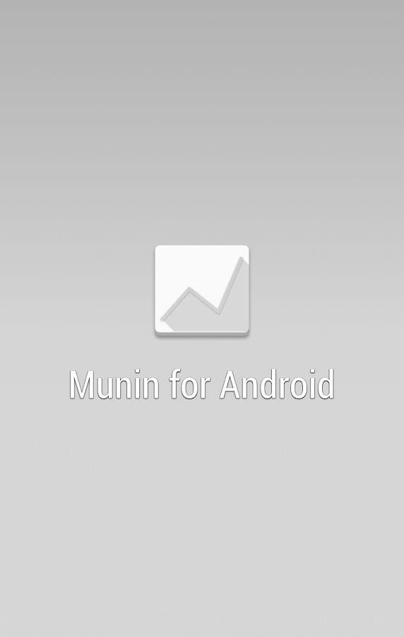 Munin for Android - screenshot