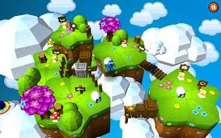 Screenshot of Doggie Blues 3D