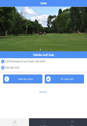 Othello Golf Club