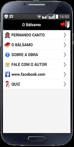 O Balsamo - Fernando Canto