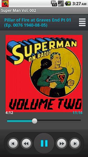 Superman Old Time Radio V002