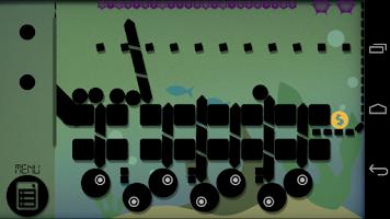 Screenshot of Pixel Rain