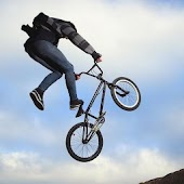 BMX Bike Live Wallpaper