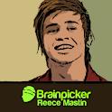 BrainPicker : Reece Mastin logo