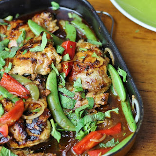 One Pot Chilli Lime Chicken