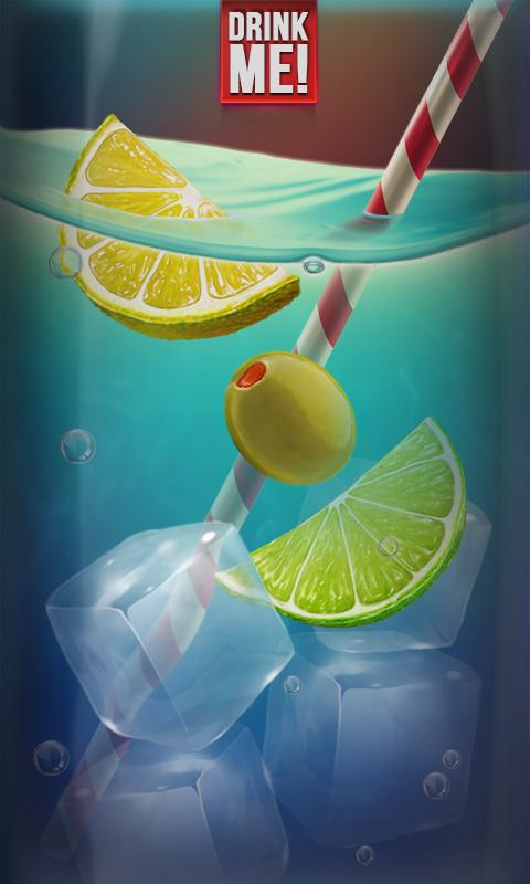 iCocktail Drinks- screenshot