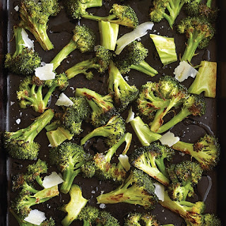 Oven-Roasted Broccoli