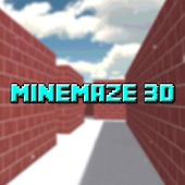 Mine Maze 3D Winter