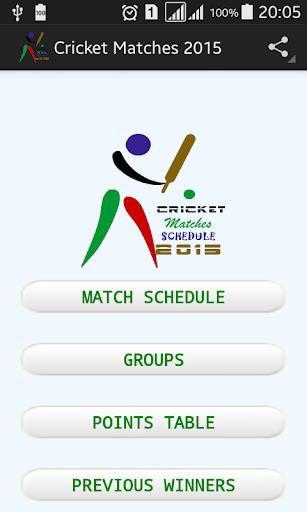 Cricket Mega Event 2015