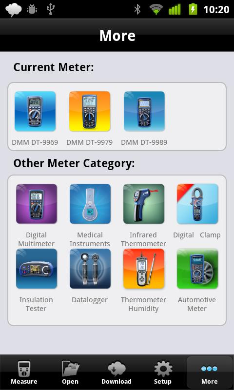 Meterbox iMM Classic- screenshot