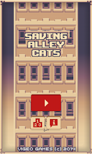 Saving Alley Cats!- screenshot thumbnail
