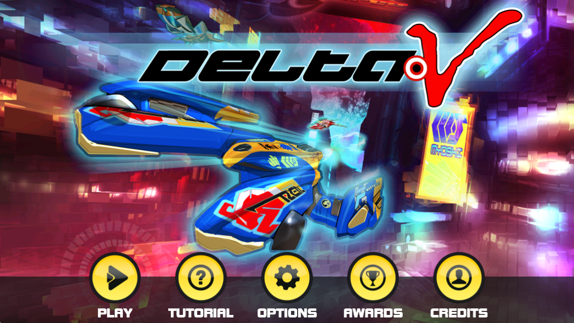Delta-V Racing - screenshot