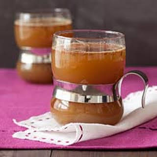 Hot Buttered Rum.