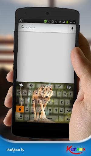 免費個人化App|Lone Wolf Keyboard|阿達玩APP