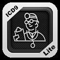 ICD 9 Lite 2012 logo