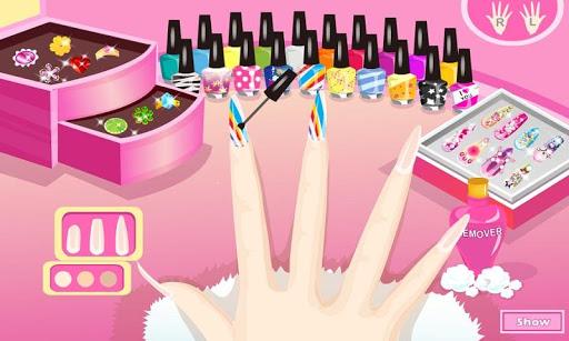 Finger Nail Trendy