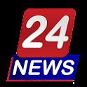 News24: news from CNN, FOX icon
