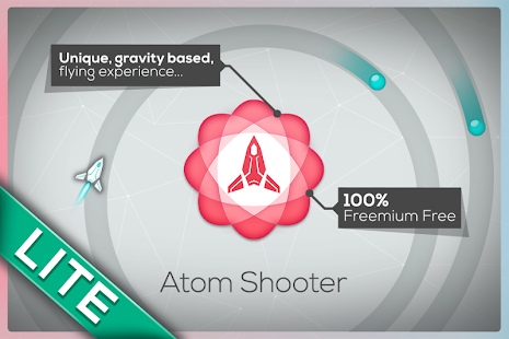 Atom Shooter Lite - screenshot thumbnail