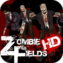 Zombie Fields HD logo